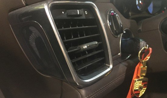 Porsche Panamera HYBRID 20INCH MET MOOIE OPTIES