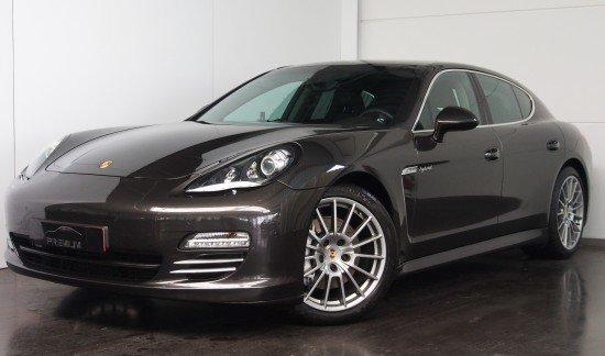 Porsche Panamera HYBRID 20pouces AVEC LES BONNES OPTIONS