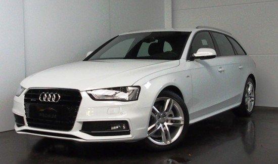 Audi  AVANT QUATTRO S-LINE 2.0TDI 190 CV S-TRONIC