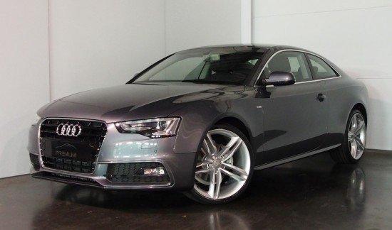 Audi A5 COUPE S-LINE 2.0TDI 190 MULTITRONIC