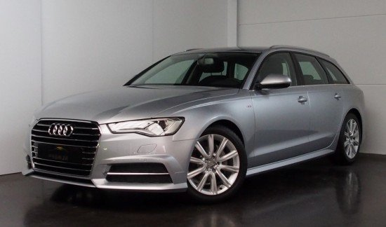 Audi A6 AVANT S-LINE 2.0TDI 190 CV ULTRA S-TRONIC SUSPENSION A AIR !! SUPERPROMO  !!