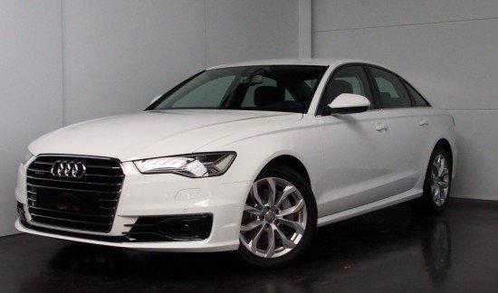 Audi  A6 QUATTRO WIT