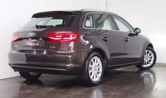 Audi A3 Sportback Attraction 1.2 TFSI 110
