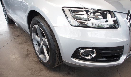 Audi Q5 Q5 20 TDI 150PK ADVANCE 19'' GRIJS CAMERA PRIVACY GLAS