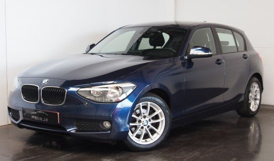 BMW 116 HATCH EFFICIENT