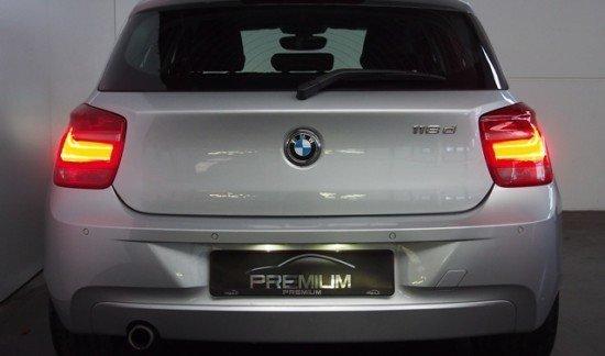 BMW 118 2.O DIESEL 143 PK