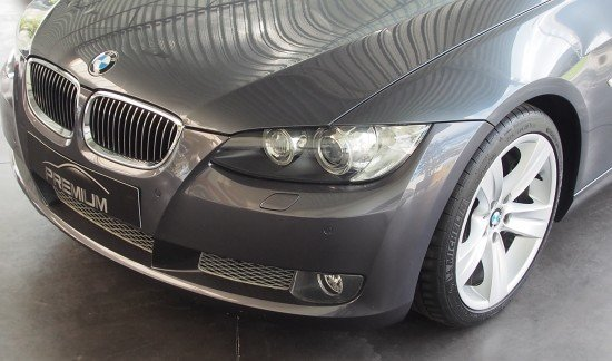 BMW 335 CABRIO HARDTOP