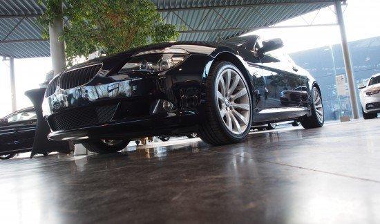 BMW 635 D CABRIOLET 286 CV