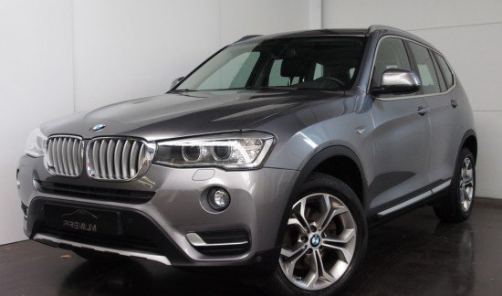 BMW X3 2.0d x Drive Exclusive Line - Sunroof - Head-up - Cuir