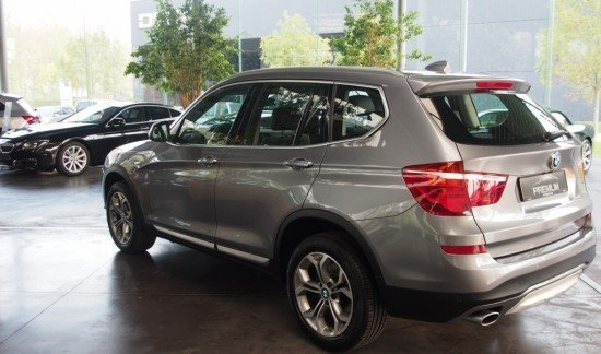 BMW X3 2.0d x Drive Exclusive Line - Sunroof - Head-up - Leder