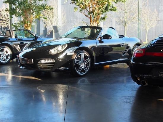 Porsche Boxster S 310CV NOIR NAVI XENON ETAT PARFAIT A VENDRE
