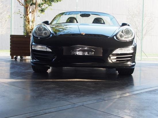 Porsche Boxster S 310PK ZWART NAVI XENON TE KOOP ALS NIEUW