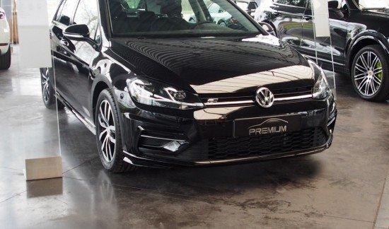 Volkswagen Golf (alle) FACELIFT R-LINE - NAVI - SPORTZETELS - LED