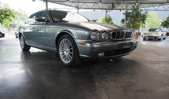 Jaguar XJ FULL OPTION ALS NIEUW