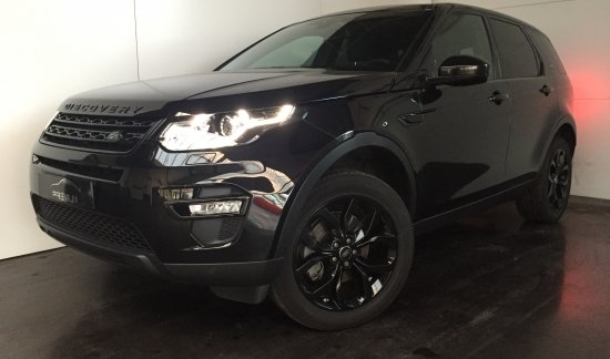 Land Rover Discovery Sport TD4 180PK HSE AUT BLACK PACK 19INCH GLOSS BLACK