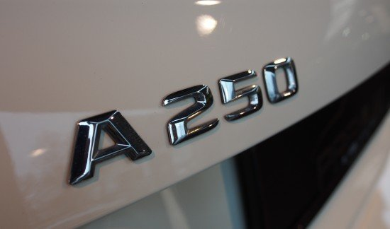 Mercedes A 250 ZEER GOED UITGERUSTE WAGEN