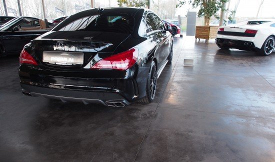 Mercedes CLA 45 AMG 4 MATIC
