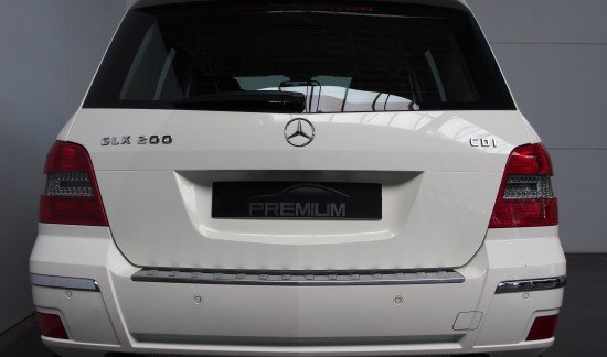 Mercedes GLK 200 CDI WIT