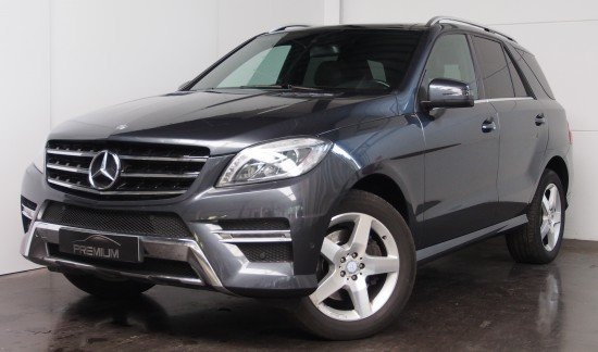 Mercedes ML 250 BLEUTEC 4MATIC GRIS