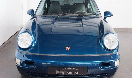 Porsche 964 911 CARRERA TIPTRONIC OPENDAK AMAZONAS GREEN CLASSIC CAR