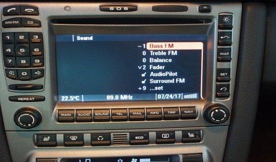 911 TIPTRONIC CHRONOPACK CUIR NOIR GPS TOIT OUVRANT