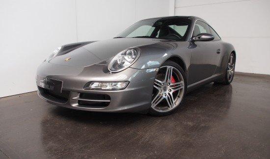 Porsche 911-Serie (alle) 997 4S TARGA GRIJS