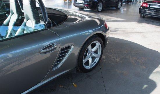 Porsche Boxster 2.7 TIPTRONIC GRIJS NAVI 1e EIGENAAR