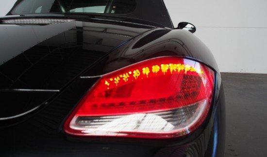 Porsche Boxster S ZWART 310PK PDK NAVI