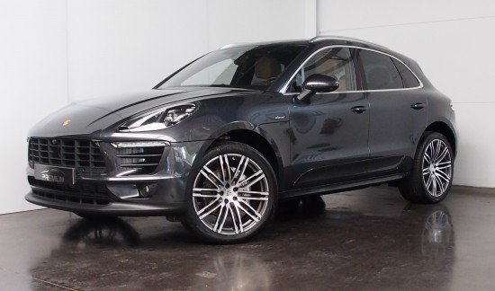 Porsche Macan S DIESEL 258CV VOLCANGRIS FULL OPTION SUSPAIR PANOTOIT DEL CARBON ECT...