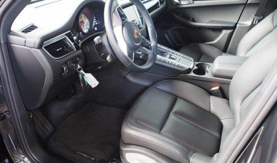 Porsche Macan S DIESEL 258PK VOLCANGRIJS PASM LEDER PANODAK CHRONOPACK 21INCH