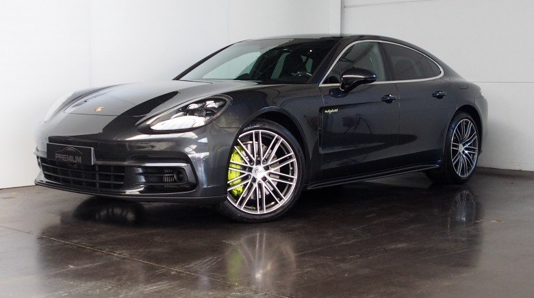 Porsche Panamera NEW 4 E-HYBRID VULCANOGRIJS 462PK FULL OPTION