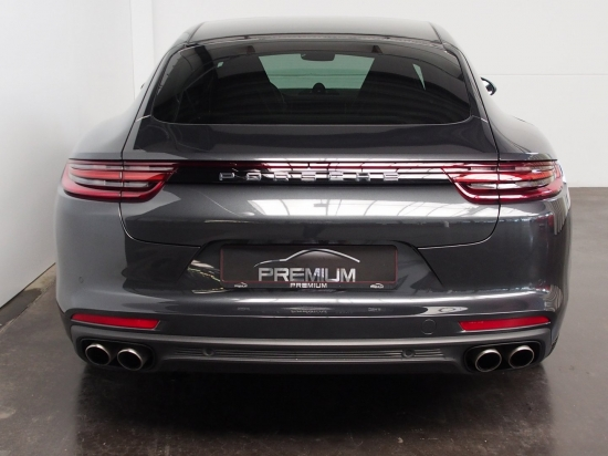 Porsche Panamera 4 E HYBRID 03-2018 VULKANGRIS FULL OPTION CUIR NOIR