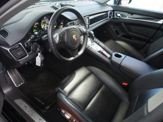 Porsche  E HYBRID 416PK ZWART LED FULL LEDER CHRONOPACK SUNROOF