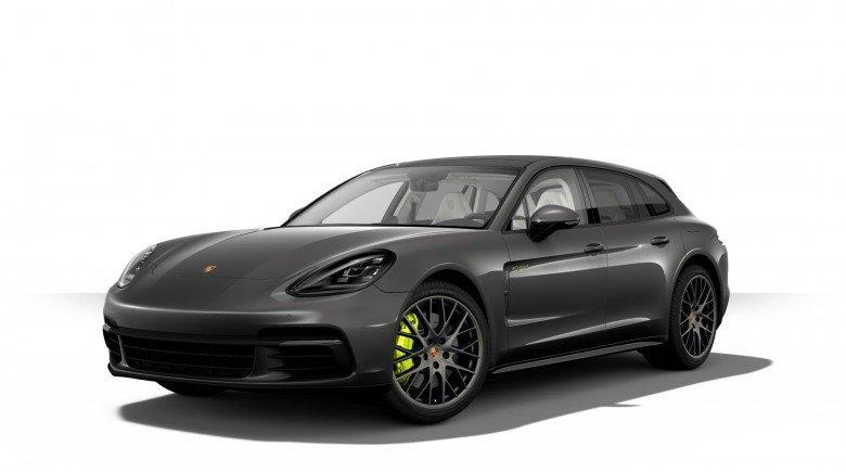 Porsche Panamera 4 E HYBRID SPORT TURISMO VOLCANOGREY