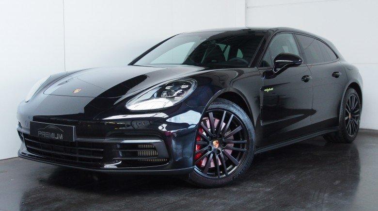 Porsche Panamera 4E SPORT TURISMO JET BLACK