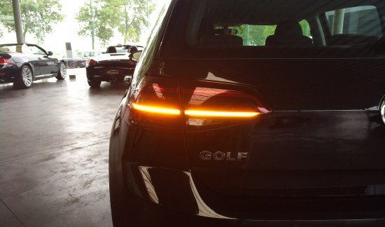 Volkswagen Golf VII R-LINE 1.4TSI 125