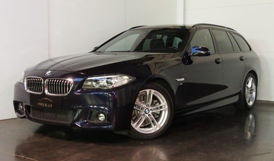 BMW 520 D TOURING 20D 183 PK M-PACK