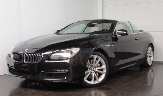 BMW 640 I CABRIO 3.0 ESSENCE 320 CV