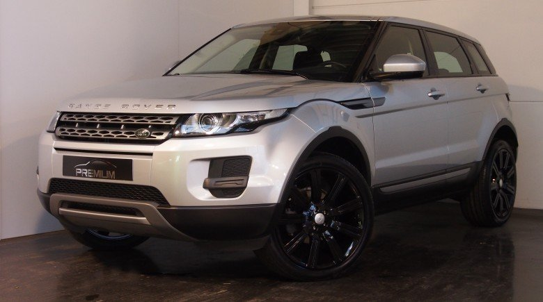 Land Rover Range 127 Evoque PURE