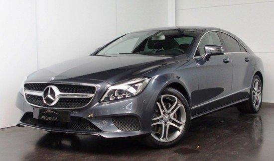 Mercedes CLS 220