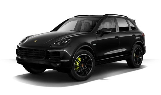 Porsche Cayenne E HYBRID PLATINUM EDITION FULL BLACK FULL OPTION