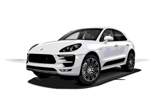 Porsche Macan BENZINE WIT 252PK XENON PANODAK