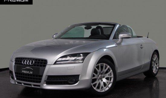 Audi  TT CABRIO GRIJS