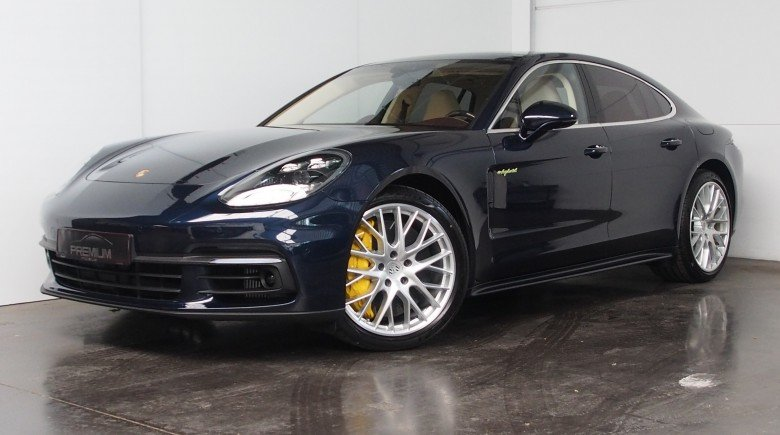 Porsche Panamera 4E HYBRID NIGHT BLEU FULL OPTION