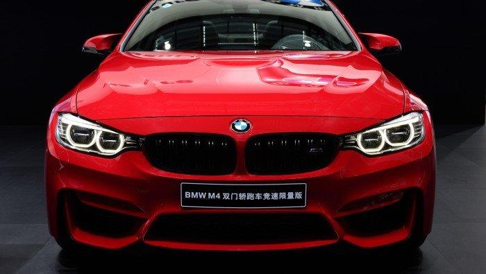 Afbeelding van een BMW