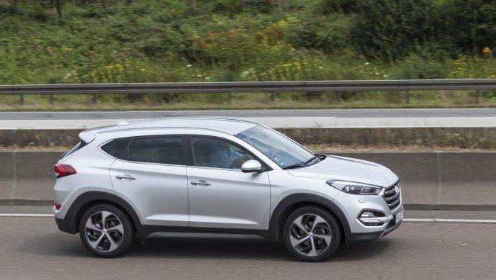 Afbeelding van een Hyundai