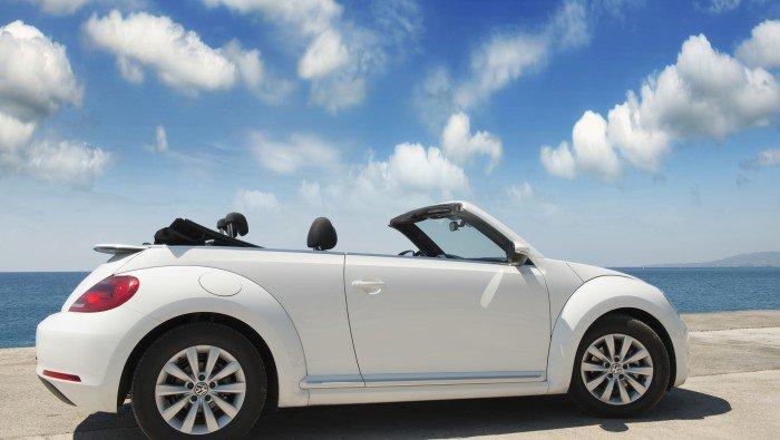 Afbeelding van een Volkswagen