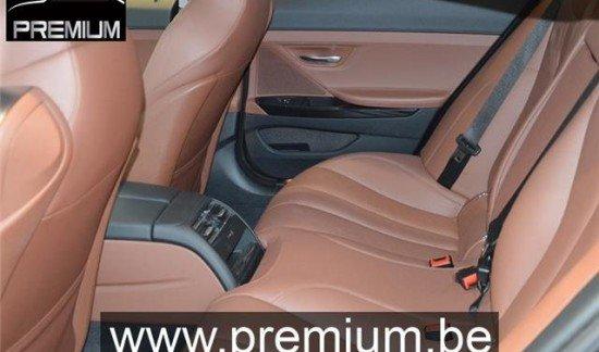 BMW Serie 6 640 I GRAN COUPE 320 PK ZWART FULL