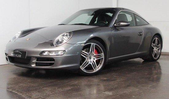 Porsche 911 -Serie (alle) 997 4S TARGA GRI