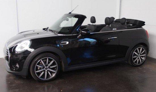 Mini Cooper D Cabrio Full option / LED / NAVI / LED
